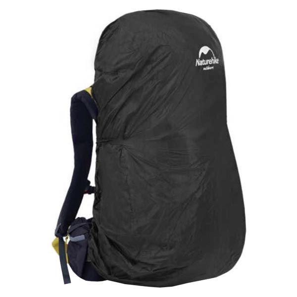 Capa Impermeável para Mochila Naturehike Travel G 55-75L - Preto