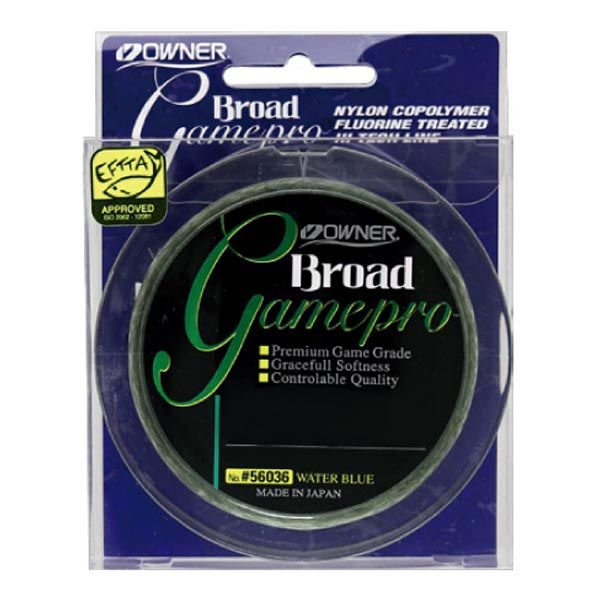 Linha Owner Broad Game Pro 300m 0.24mm - Verde