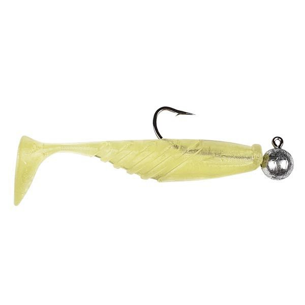 Isca Dragon Lures Shad com Jig Head 7cm 10g