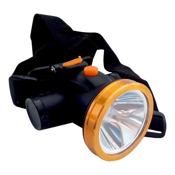 Lanterna de Cabeça Recarregável Led HZ032004