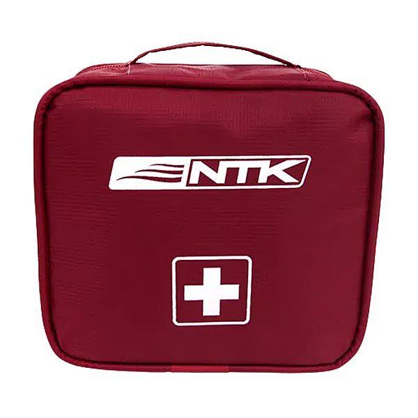 Bolsa para Kit Primeiros Socorros NTK Cure Bag - Vermelho