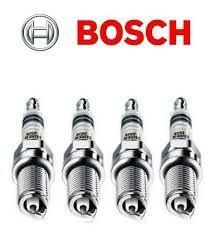Jogo Vela de Ignição Flex  Uno  Palio   Idea  Punto   Linea- Bosch SP7