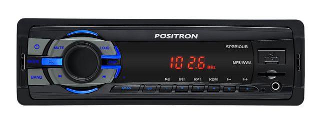 Auto Rádio Positron SP2210UB com Usb