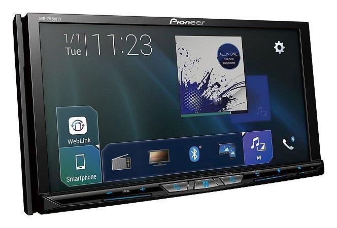 Dvd Pioneer AVH-Z9280TV Lançamento 2019 Pioneer