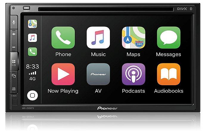 DVD Player Pioneer AVH-Z5280tv Lançamento 2019 Pioneer