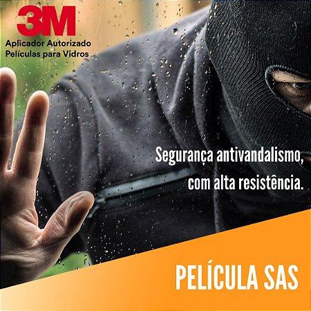 Película 3M™ SAS Antivandalismo Scotchshield™