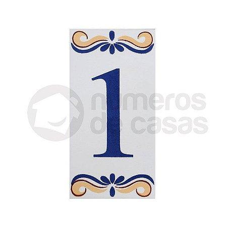 """Número """"1"""" de Cerâmica"""