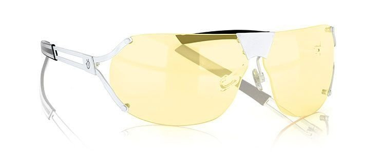 Óculos Gunnar SteelSeries Desmo Snow Onyx