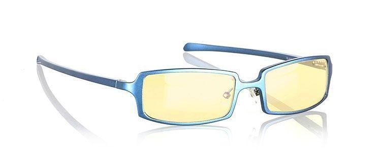 Óculos Gunnar Anime Steel Blue