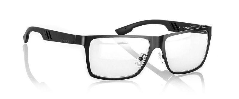 Óculos Gunnar Vinyl Onyx Crystalline