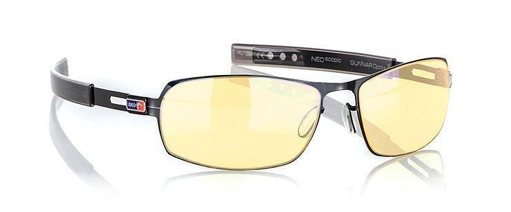 Óculos Gunnar MLG Phantom Gloss Onyx