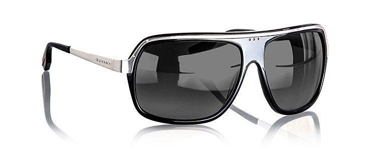 Óculos Gunnar Cortez Onyx Mercury