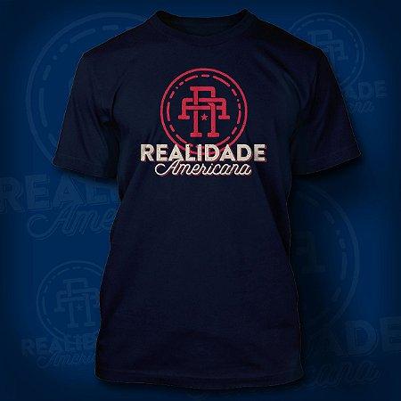 Camiseta Realidade Americana
