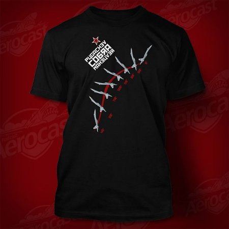 Camiseta Cobra Pugachev