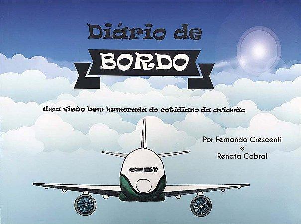 Livro Diário de Bordo - Galeria Crescenti