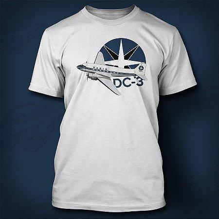 Camiseta Varig DC-3