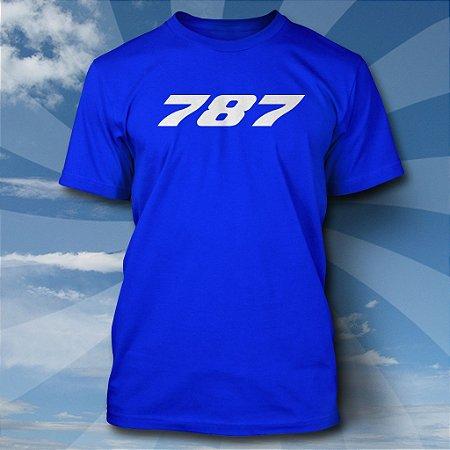 Camiseta Stratotype 787