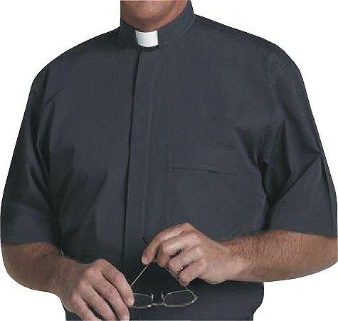 Camisa Clerical MC GD 0001