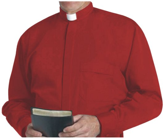 Camisa Clerical ML GD 0004