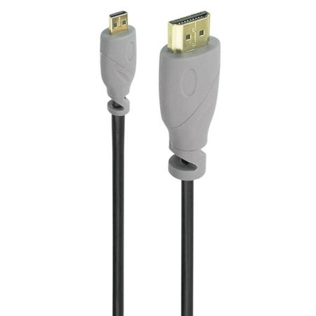 CABO MICRO HDMI MACHO X HDMI MACHO 2.0 4K HDR 19P 3 METROS