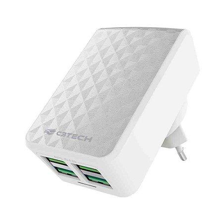 CARREG AC/USB UNIVERSAL UC-420WH C3T