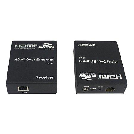 EXTENSOR HDMI 120 METROS