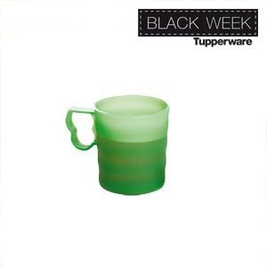 Tupperware Caneca Murano 350ml Verde