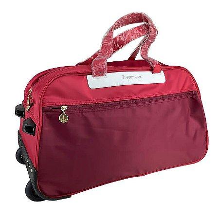 Tupperware Mala de Viagem Vermelho Cherry Premium