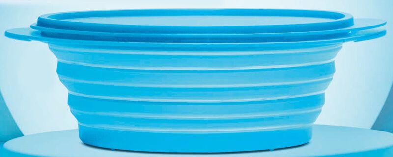Tupperware Mini Max 1,5 litro Azul Céu