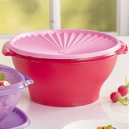 Tupperware Saladeira Sensação 4 Litros Vermelho