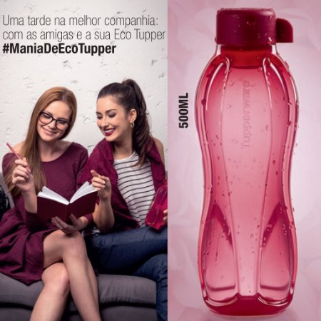 Tupperware Eco Tupper 500ml Marsala