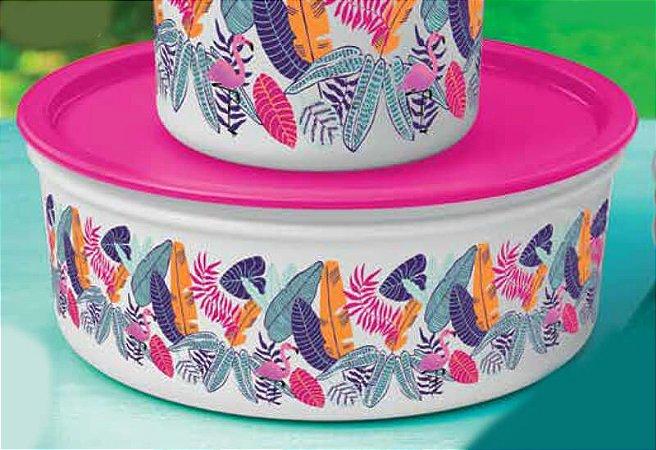 Tupperware Delicatesse Flamingo Tropical 1,75 litro