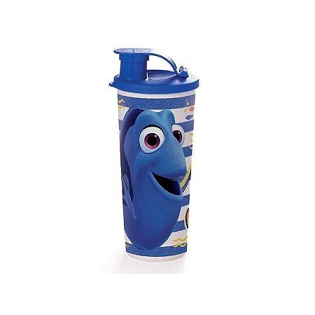 Tupperware Copo com Bico Dory e Nemo 470ml Azul