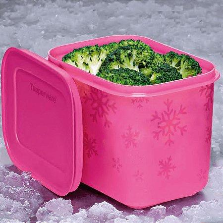 Tupperware Freezer Line 1,1 litro Rosa Pink