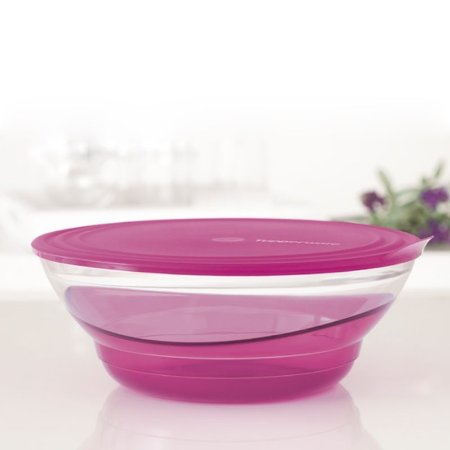 Tupperware Tigela Elegância 3,2 litros Rosa