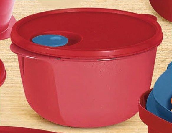Tupperware Cristalwave 2 litros Vermelha