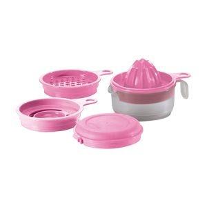 Tupperware Jarrinha 3 em 1 Rosa 150ml