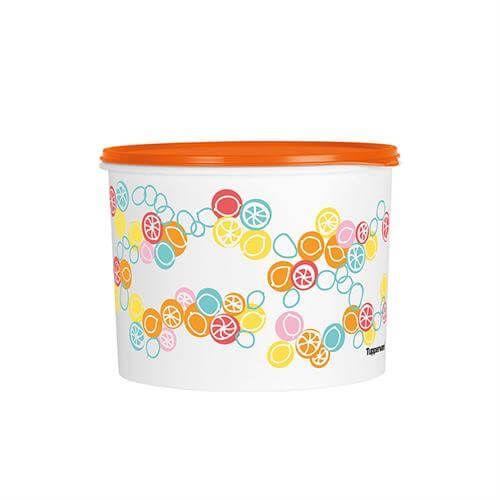 Tupperware Caixa Citrus 5,5 litros
