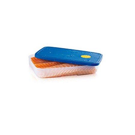Tupperware Freezertime 550ml tampa Azul