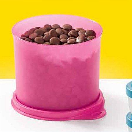 Tupperware Redondinha 500ml Pink