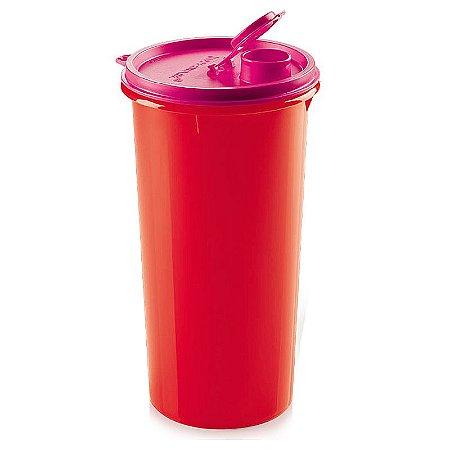 Tupperware Guarda Suco 1,4 litro Vermelho