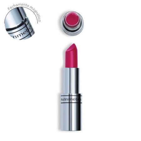 Nutrimetics Batom Hydra Brilliance 3,5g Cherry