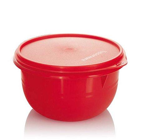 Tupperware Tigela Batedeira 2 litros Vermelho