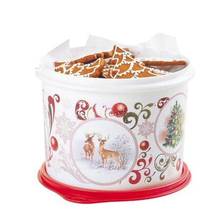 Tupperware Caixa Natal 1,7 litros