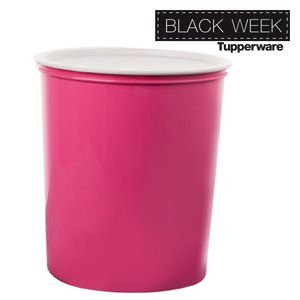 Tupperware Super Instantânea Rosa 5,5 litros nº5