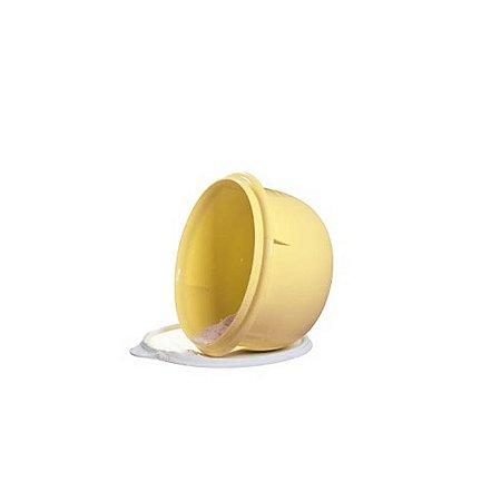 Tupperware Tigela Batedeira 1 litro Amarela