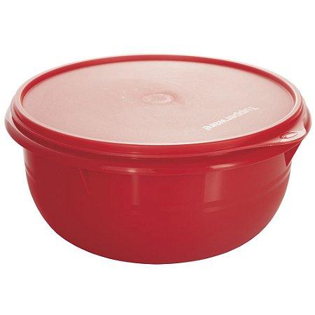 Tupperware Tigela Batedeira 3,2 Litros Vermelho