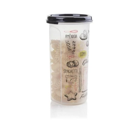 Tupperware Modular Redondo 3 Decorado 650ml