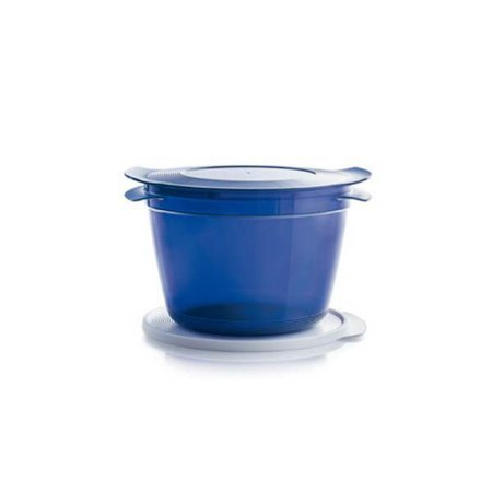 Tupperware Micro Cook 2,25 Litros Azul Noite Policarbonato