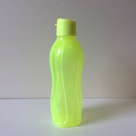 Tupperware Eco Tupper Garrafa 750ml Amarelo Neon Flip top
